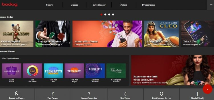 InterCasino Goes Live With Live Casino Dealers