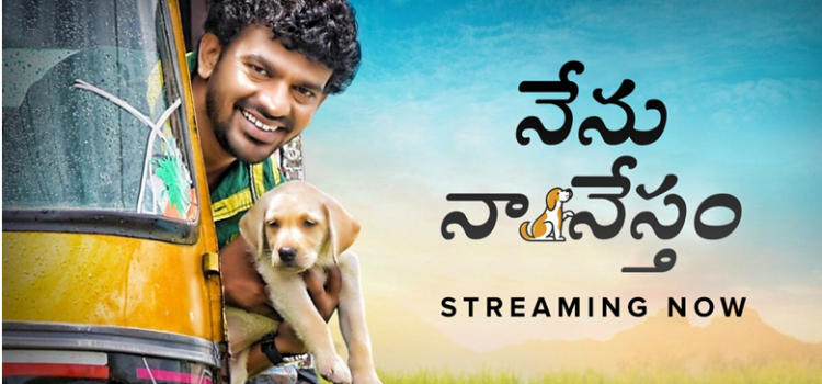 You can watch telugu movies for animal lovers: Nenu Na Nestham