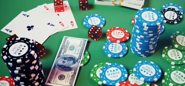 BE Component OF Texas Hold Event IN Las Vega - Betting