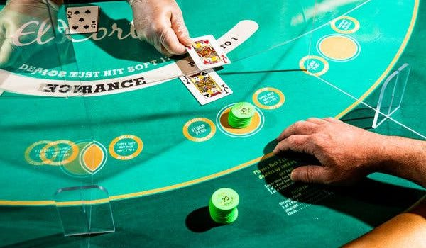 Automated Electronic Roulette