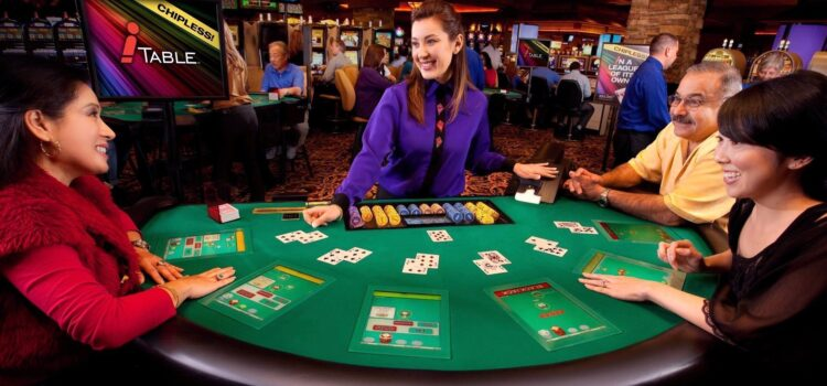 The Way To Watch Listed Below Three Fundamental Casino Guidelines