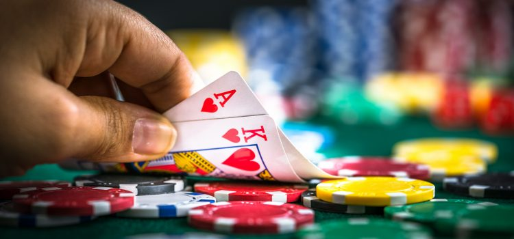 One Of The Most Typical Errors Individuals Make With Online Gambling
