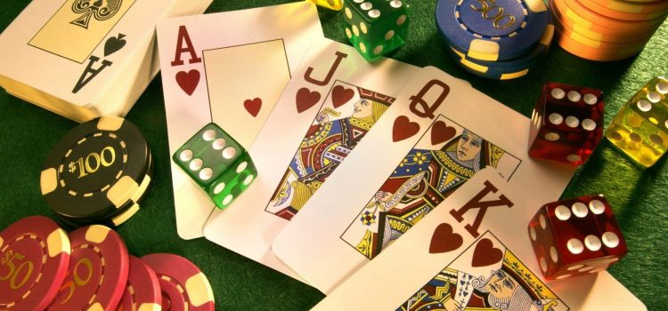 How I Obtained Started With Casino Game