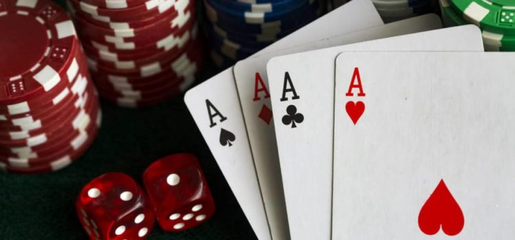 Small Adjustments That Will Have A Big Impact On Your Gambling